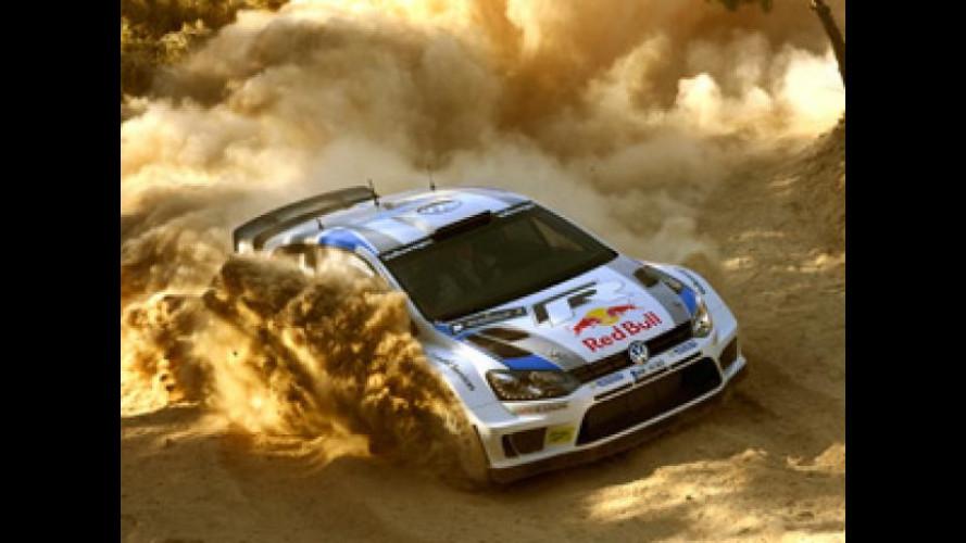 Il Mondiale Rally WRC arriva in Sardegna