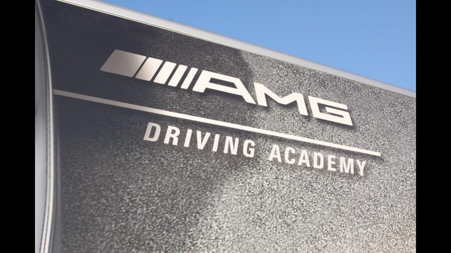 A scuola di Mercedes-AMG con la Driving Academy