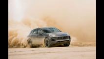 Porsche Macan. Le prime immagini
