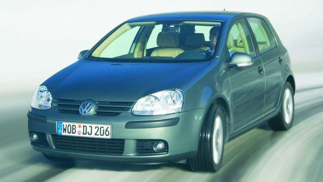 Volkswagen Golf V 4MOTION