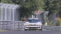 2012 BMW M6 Coupe prototype crashes on ring 16.08.2011