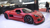 Gumpert Apollo S live in Geneva 2013