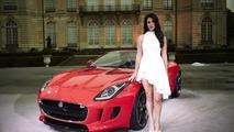 Jaguar F-TYPE and Lana Del Rey