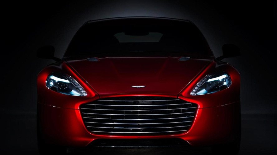Aston Martin shows 2013 Rapide S in new video