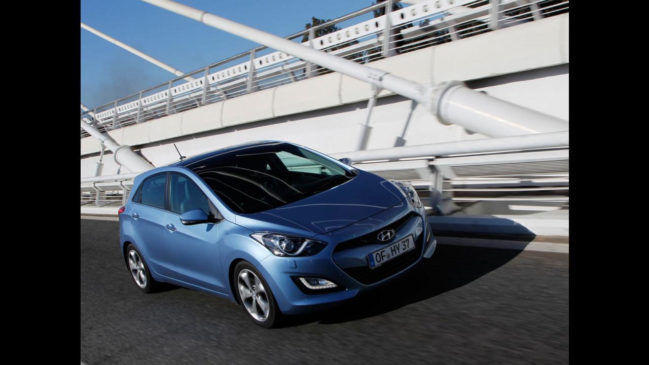Nuova Hyundai i30