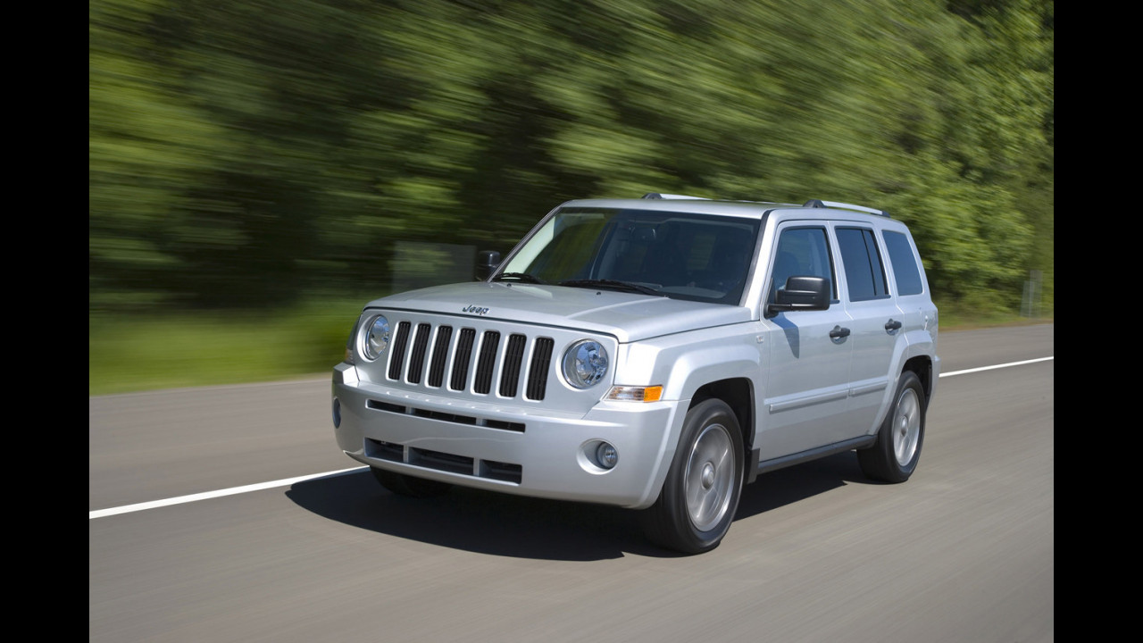 Jeep Patriot restyling
