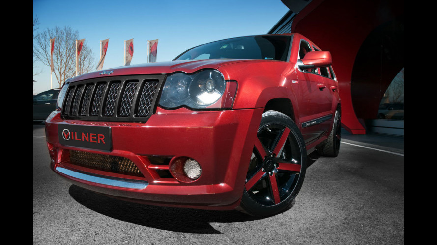 Jeep Grand Cherokee SRT 600 by Vilner