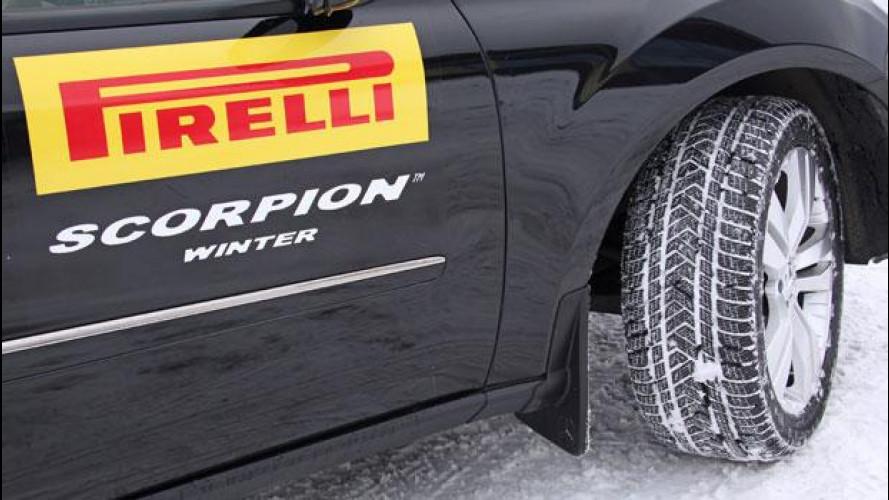 Pirelli Scorpion Winter: il nuovo