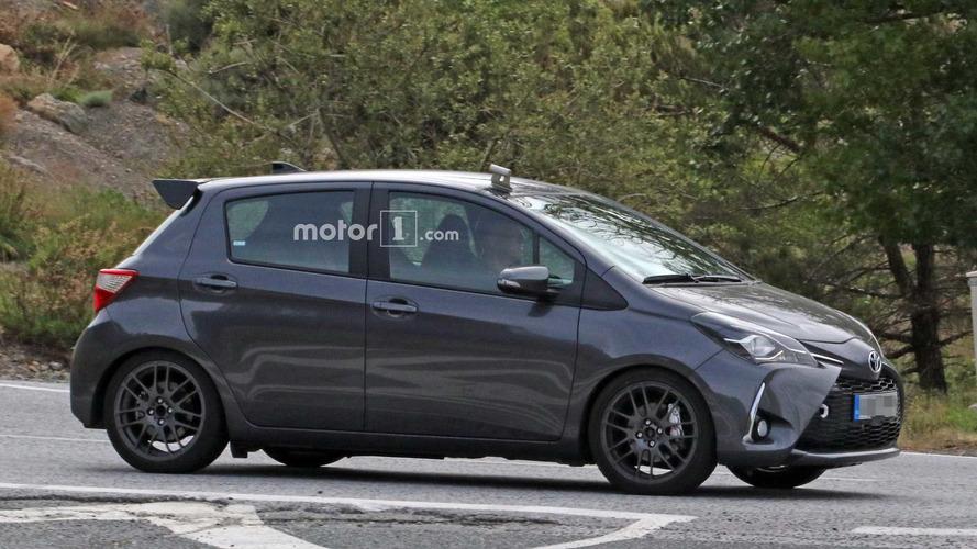 Toyota Yaris GRMN'ye 5 kapılı versiyon mu geliyor?
