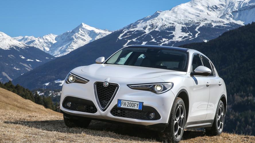 Alfa Romeo rappelle 309 Stelvio et Giulia