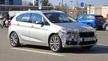 2018 BMW 2 Serisi Active Tourer casus fotoğrafları