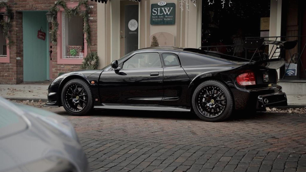 Wheels Up Cost Per Hour >> Noble M12GTO-3R eBay Find Is A Sinister Sports Car With 352 HP