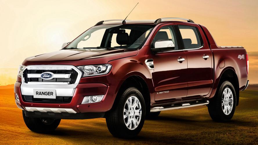 Recall - Ford Ranger pode não acionar os airbags em acidente