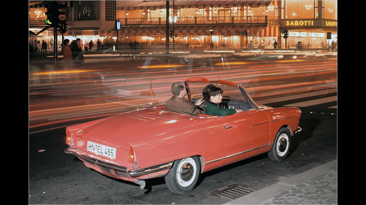 NSU Wankel-Spider (1964-1967)