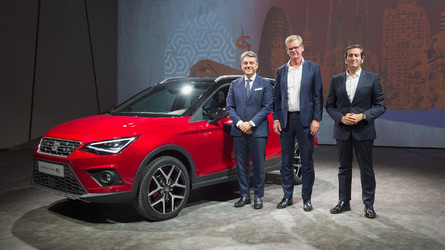 Seat Arona is Another Nissan Juke Rival