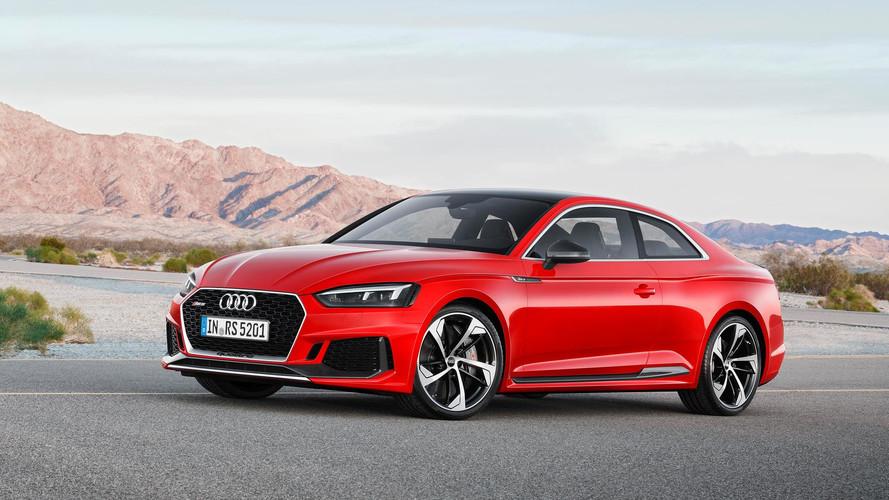 La nouvelle Audi RS 5 bat ces cinq sportives au 0 à 100