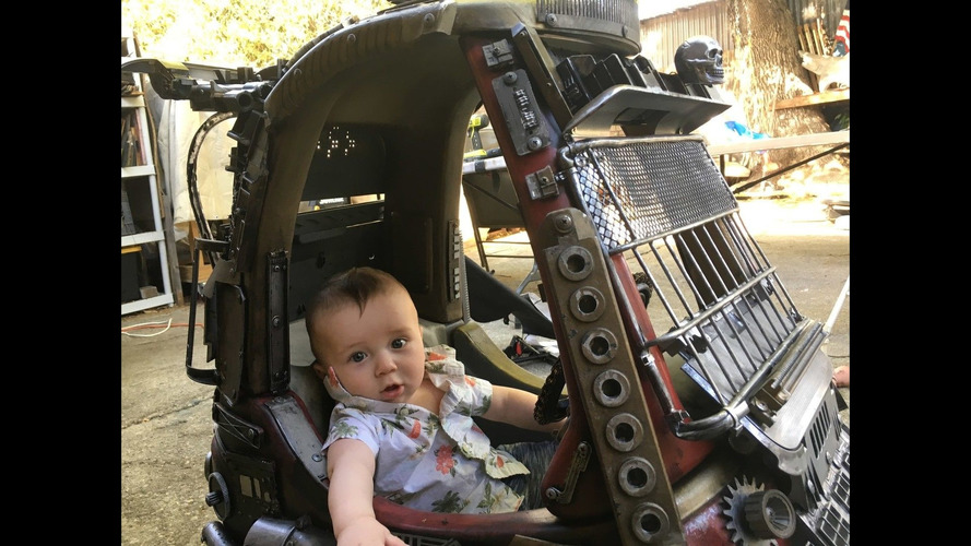 Little Tykes Cars With Mad Max Makeover