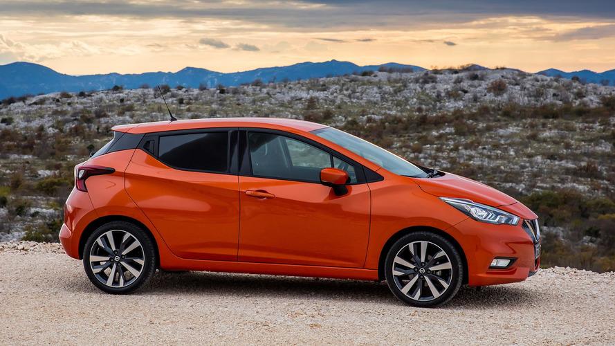 2017 Nissan Micra İncelemesi