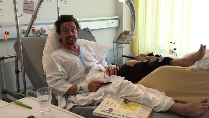 Hammond's Crash Delays Grand Tour Season 2 Production