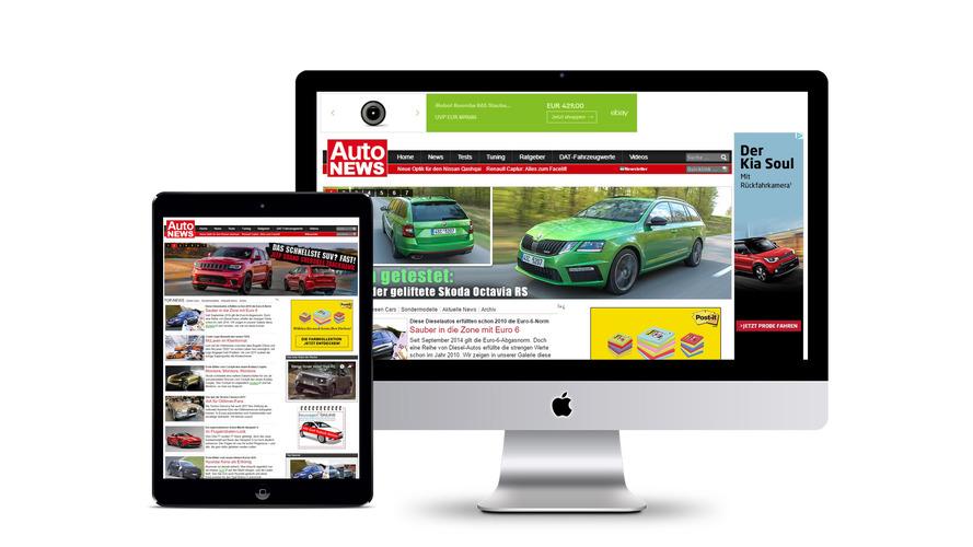 Motor1.com acelera sua estratégia europeia com a aquisição do Auto-News.de