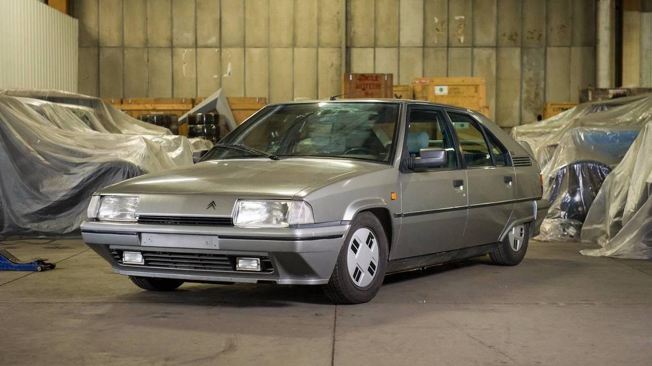 1990 Citroen BX GTI