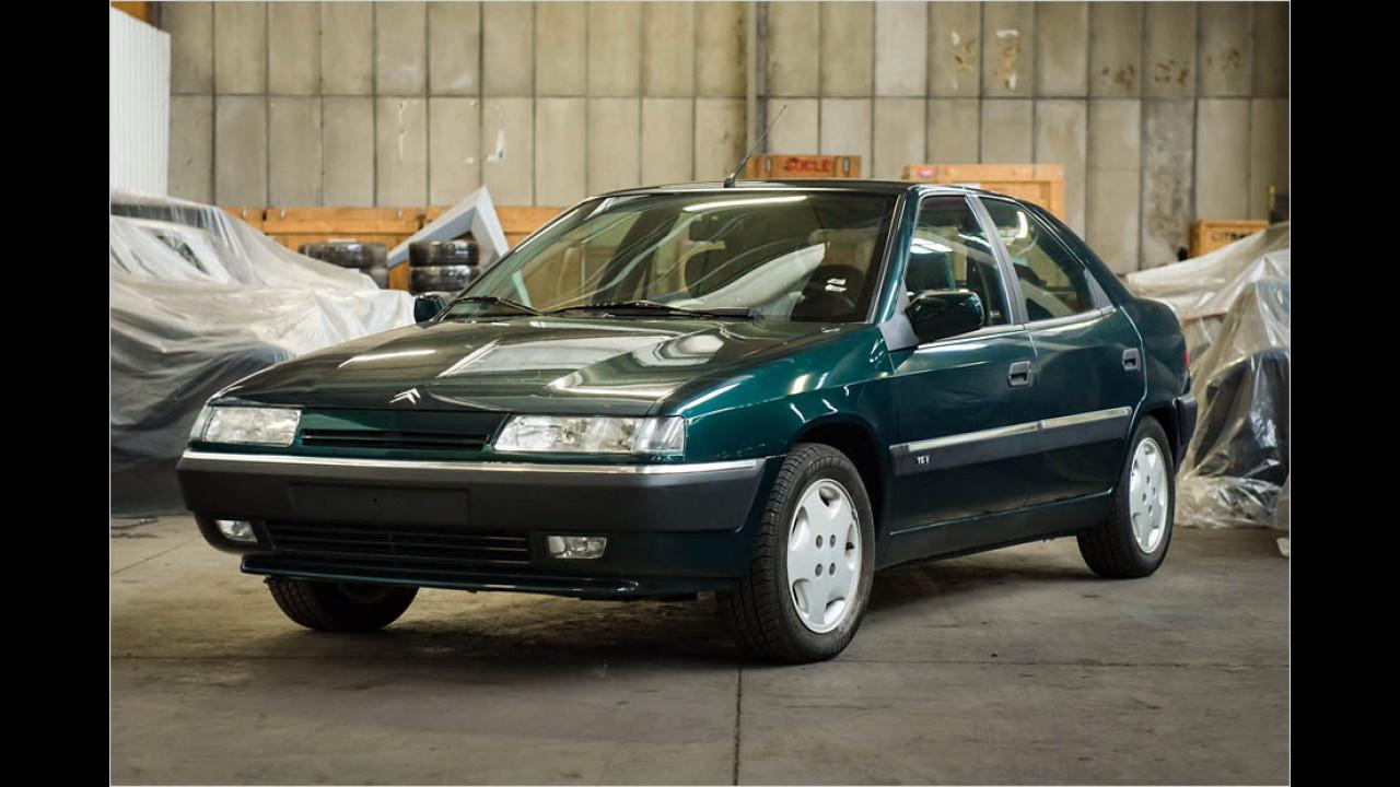 1993 Citroën Xantia Berline 2.0l 16V