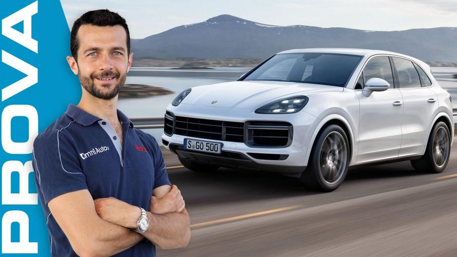 Porsche Cayenne, dove tutto è possibile