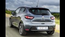 Renault Clio restyling