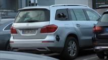 İlginç Mercedes-Benz GLS-Serisi prototipi
