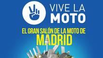 Salón 'Vive la Moto' Madrid 2018