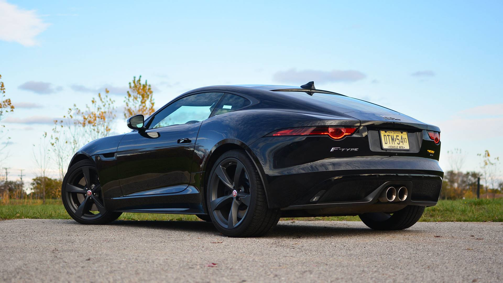 2018 Jaguar F Type 400 Sport Review More A Great Thing