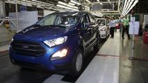 Ford - Camaçari comemora 3 milhões de carros produzidos