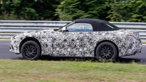 2018 BMW Z4 yeni casus fotoğrafları