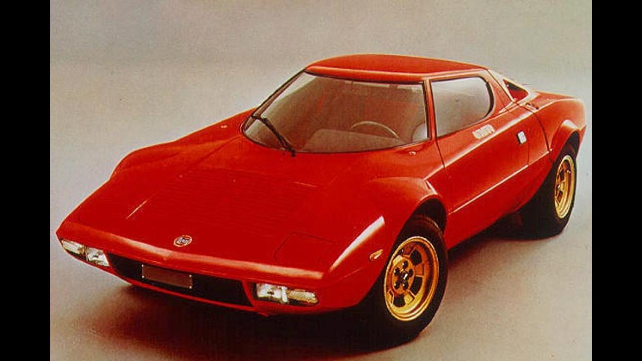 Sportwagen-Ikonen aus den 70er-Jahren - Lancia Stratos
