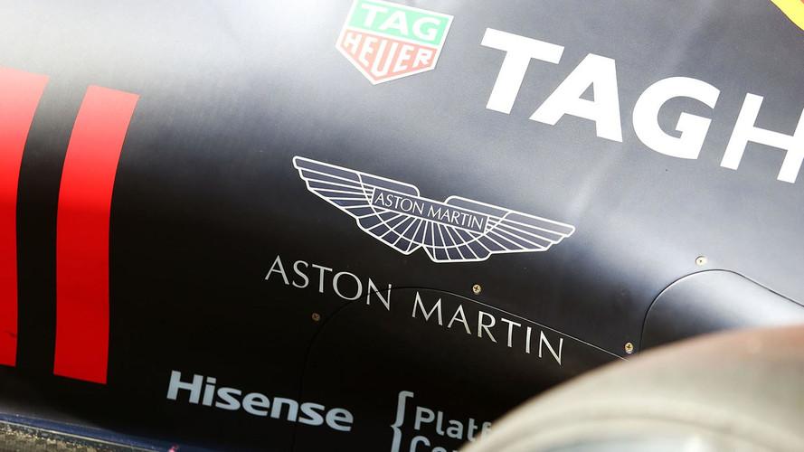 Aston Martin 'encouraged' by 2021 F1 engine plans