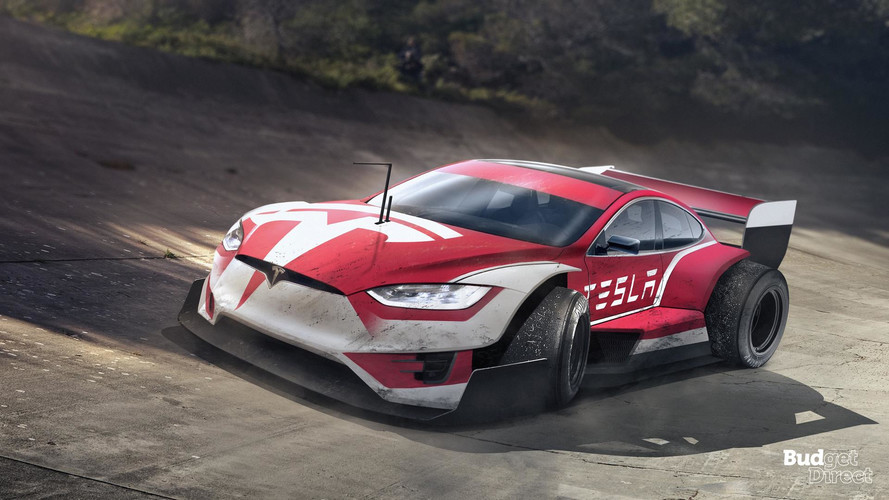 Yol otomobillerinin F1 versiyonları nasıl olurdu?
