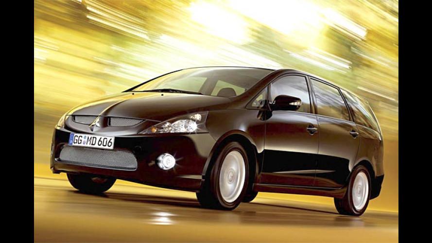 Mitsubishi Grandis Motion: Sondermodell mit 1.500 Euro Preisvorteil