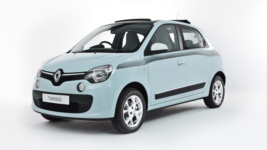 2019 renault twingo facelift spied up close. Black Bedroom Furniture Sets. Home Design Ideas