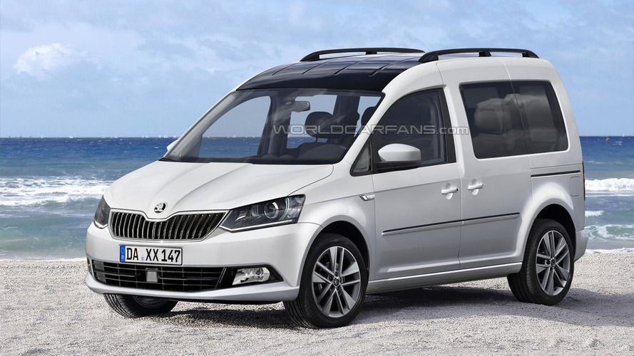 New Skoda Roomster reportedly delayed until 2016