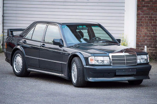 The Mercedes 190E Evo I Was Great, But Ultimately Overshadowed