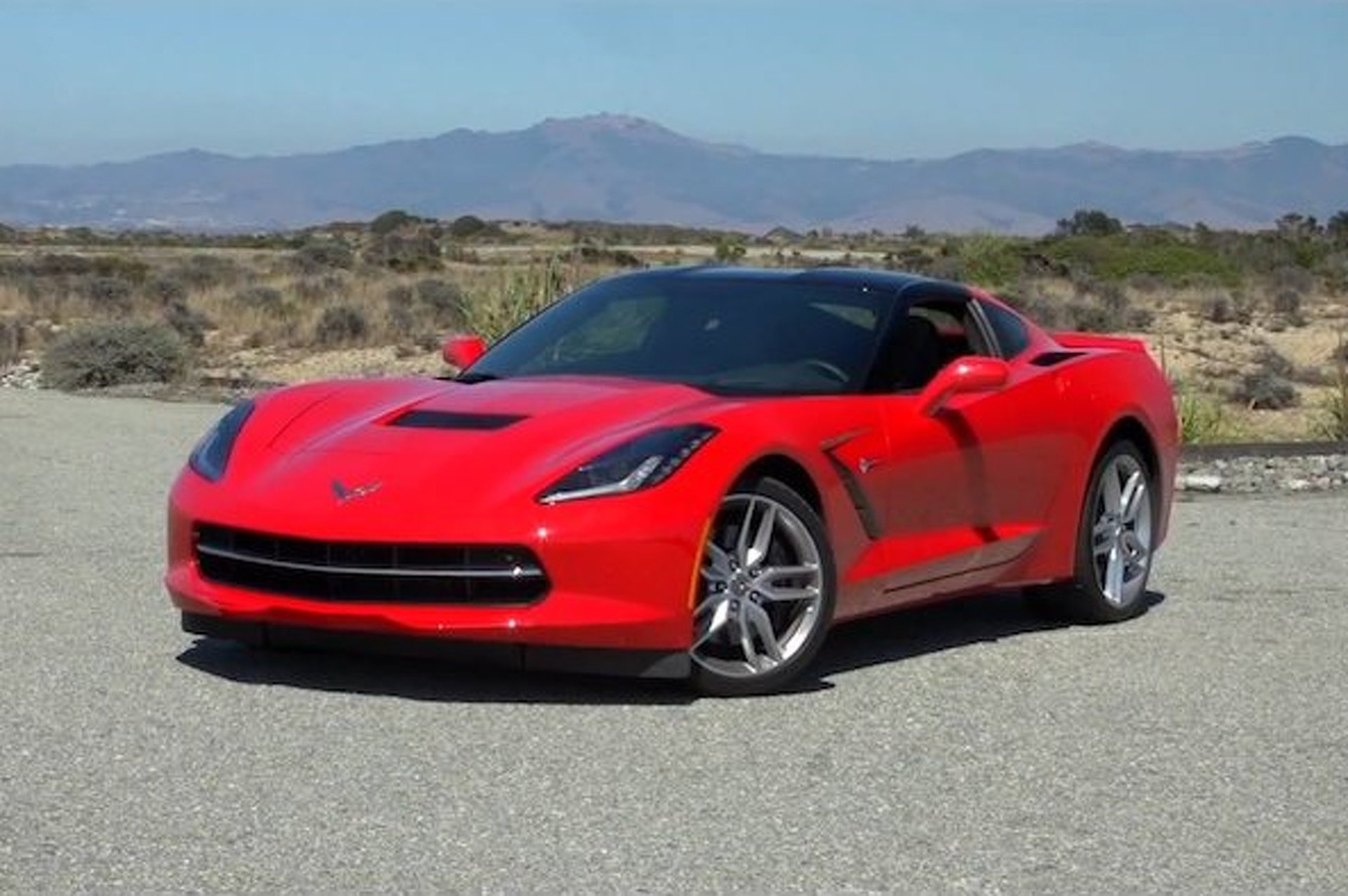 Corvette Stingray Reviews Start To Roll In