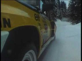 Renault 5 Turbo Rallye Monte Carlo 1981