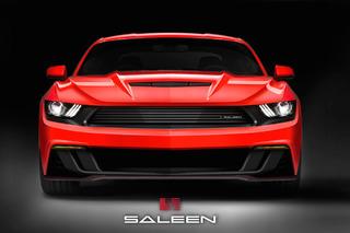 Saleen Mustang S302 Will Be a 640 Horsepower Beast