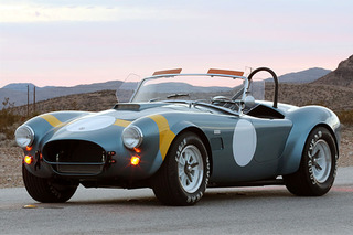Shelby is Selling Some of its Rarest Concept Cars and Prototypes