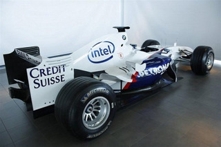 For Sale:  2006 BMW M1 Sauber 06