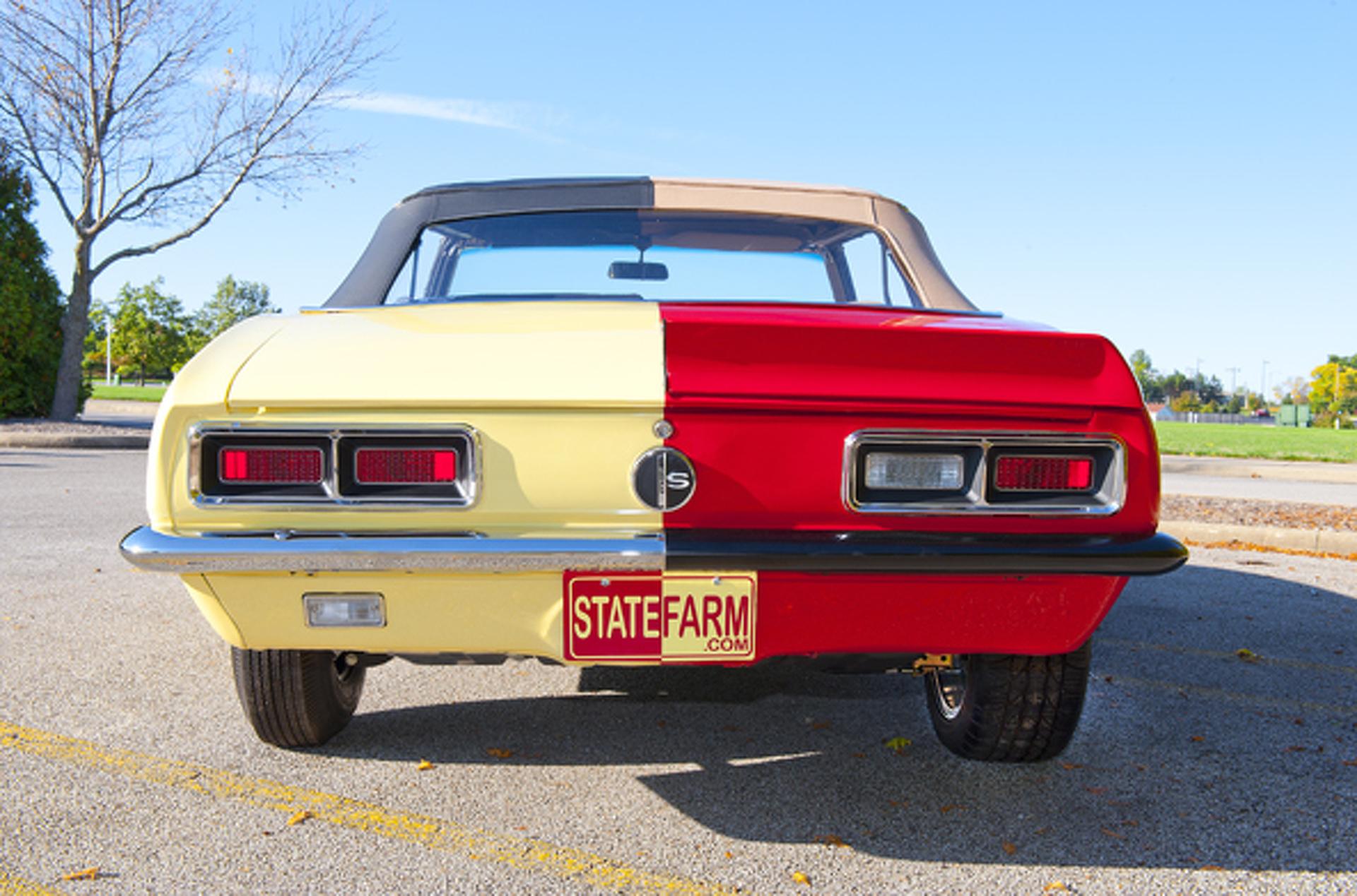State Farm Asks: How Do You Like Your Camaro?