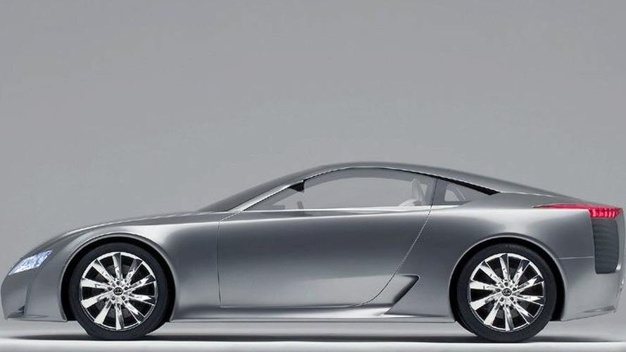 Lexus at Frankfurt Motor Show