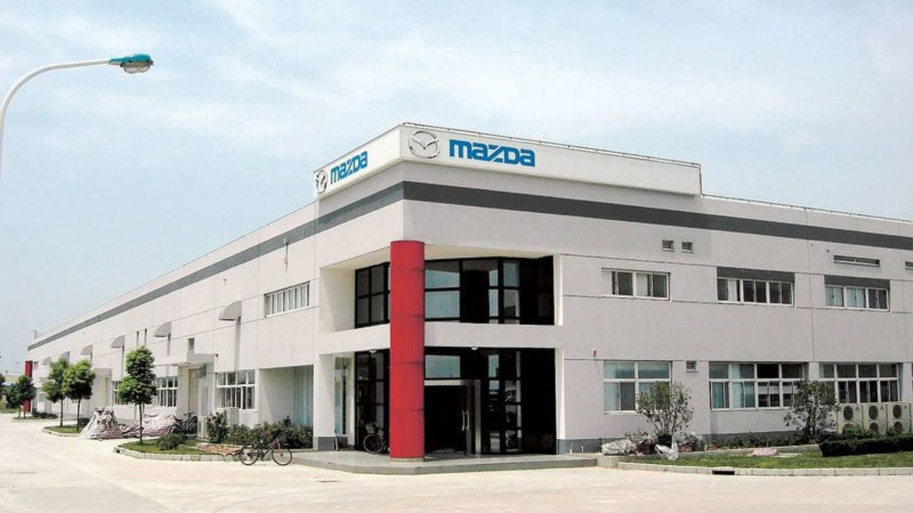 Mazda China Engineering Support Center