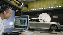 Mercedes-Benz S-Class Vehicle Acoustics