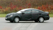 Hyundai 4-Door Coupe Spied First Time in France